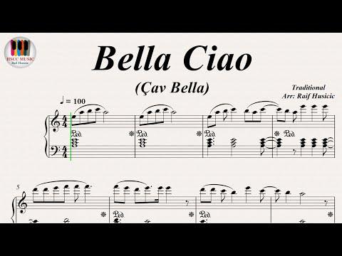 Comment jouer Bella Ciao au piano