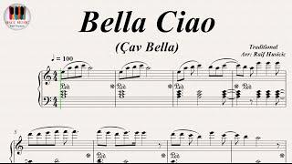 Bella Ciao (Çav Bella), Piano