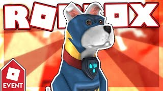 [EVENT] How to get the SUPER PUP | Roblox Super Hero Life II