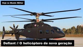 Defiant, o helicóptero de nova geração