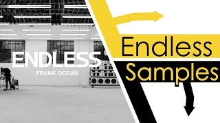 Every Sample From Frank Ocean's Endless