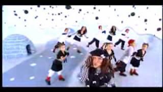 Aline Barros - Dança do Pingüim