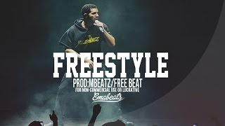 """Freestyle""-Hard Hip Hop Intrumental Inspirig Type Drake (Prod: Mbeatz)"