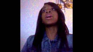 Rihanna - Pour it Up- Unapologetic (Cover By Keke)