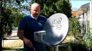 Aligning the Dish PART 2: Locating the Satellite Signal