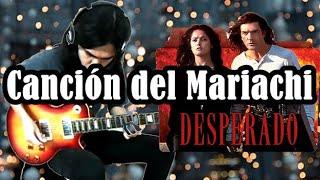 Canción del Mariachi Versión Heavy Metal - Desperado - Antonio Banderas