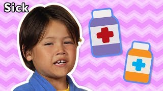 Sick + More |Mother Goose Club Playhouse Songs & Rhymes