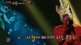 【TVPP】 Chen(EXO) - Drunken Truth, 첸(엑소) - 취중진담 @King of Masked Singer