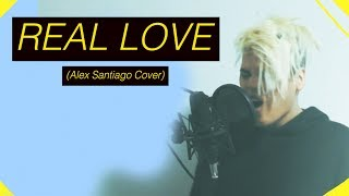 Real Love - Hillsong Young & Free (Alex Santiago Cover)