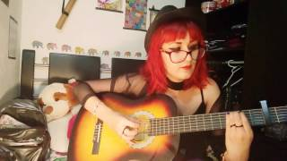 Para olvidarte - Mau y Ricky ( cover acustic PaolaOrtega)