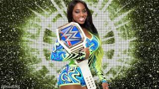 "WWE: ""Amazing"" (Remix) [Naomi Theme Song 2017]"
