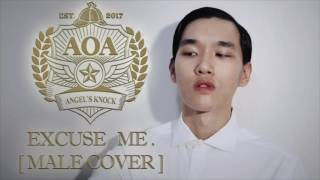 [MALE COVER] AOA - EXCUSE ME