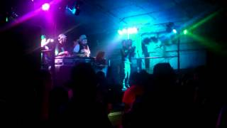 JAH WARRIOR Shelter feat. Nattali-Rize (live)SNWMF 2015