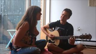 """Turin Brakes """"Rain City"""" cover by Dylan Healy and Ashly LaRosa"""