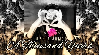 A thousand years | Nahid Ahmed | finger tutting