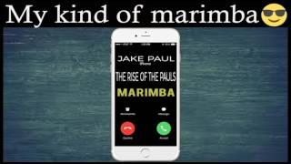Latest iPhone Ringtone - The Rise Of The Pauls Marimba Remix Ringtone - Jake Paul