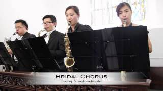 Bridal Chorus [Saxophone Wedding Live Music]