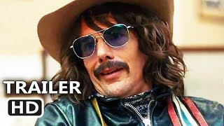 STOCKHOLM Official Trailer (2019) Ethan Hawke, Noomi Rapace Heist Movie HD