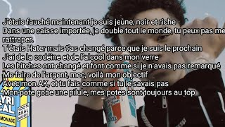 Lil Mosey - Noticed [TRADUCTION FRANÇAIS]