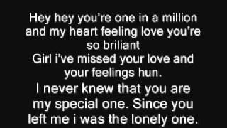 Alexandra Stan feat. Carlprit - One Million Lyrics [ENG] 2011