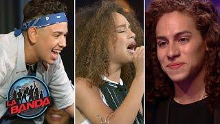Los boricuas dominan el tercer show de La Banda