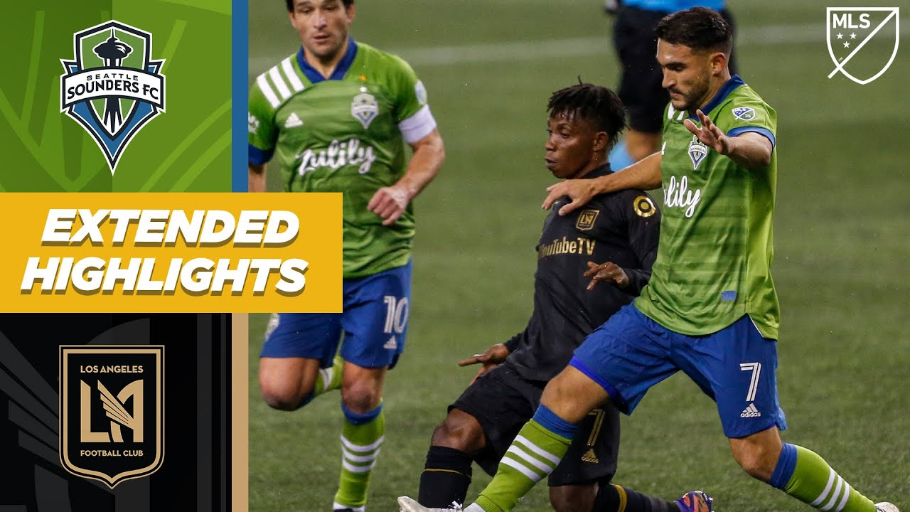 Seattle Sounders v Los Angeles FC- MLS