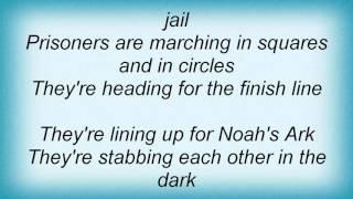 Lou Reed - Finish Line Lyrics