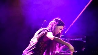 High Hopes (Pink Floyd) Piano Rendition Live from NYC - AyseDeniz
