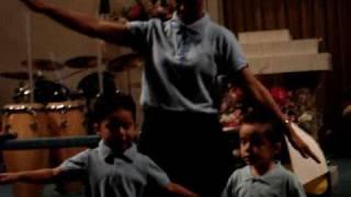 Dramatizando- Ivan Contrerras, Nelson Chinchilla y Lucy Colón