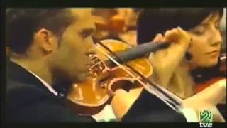 Trevor Jones   The kiss The Last of the Mohicans   Live orchestra   RTVE