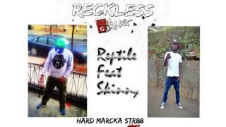 DJ REPTILE FEAT SKINNY -  STR8 DEVILZ - { HMMM INSTRUMENTAL }  2016
