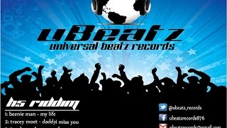 Beenie man- Live My Life [H5 Riddim] Ubeatz Records
