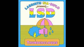 LSD Thunderclouds Vocal Isolation (Acapella)