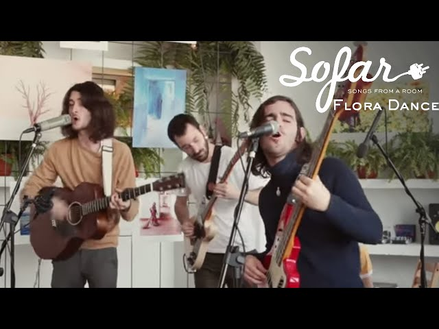 Flora Dance performing If I Was a Bird at Sofar Sounds