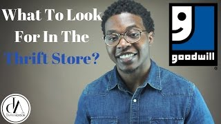 The Best Menswear In The Thrift Store | Thrift Store Haul Tips + Advice