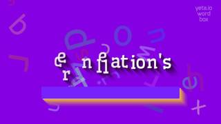 """How to say """"crenellation's""""! (High Quality Voices)"""