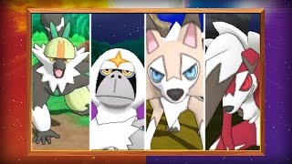Version-exclusive Pokémon and New Features Revealed in Pokémon Sun and Pokémon Moon!
