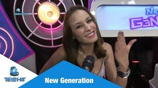 New Generation: Sigue la Batalla Entre Anna Betancourt y Odalys | Telehit
