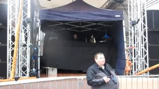 Orkidea Playing Gene Kelly - Singing In The Rain Live At Luminosity Beach Festival 06-24-2012