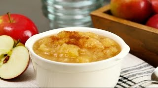 Recipe: Easy Applesauce