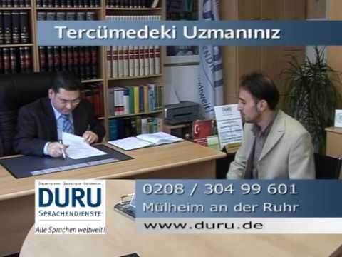 DURU Dil Hizmetleri Almanya.wmv