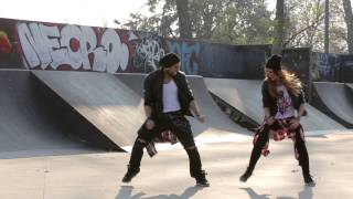 Dance Fitness with Nevena & Goran - Gwen Stefani-Baby Don't Lie