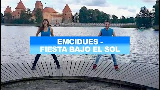 Sesion Enero - DeejayTello | AQUA Zumba®/Warm-up