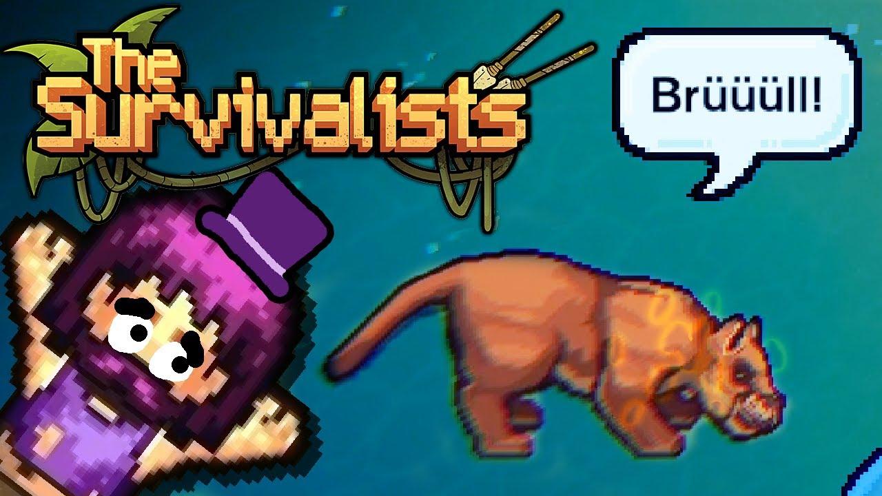 Zombey - Raubkatzen und seltene Edelsteine (The Survivalists #11)