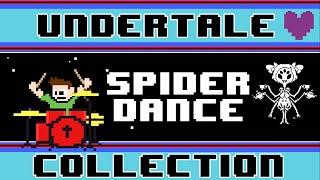 Spider Dance [Undertale] (Acoustic Drum Cover) -- The8BitDrummer