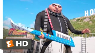 Despicable Me 3 (2017) - Dance Fight Scene (10/10) | Movieclips width=