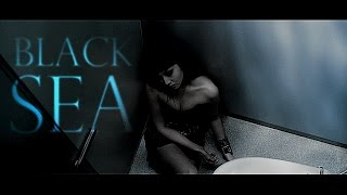 ×Asian Mix -- BLACK SEA ×