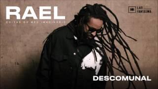 Rael - Descomunal (Áudio Oficial)