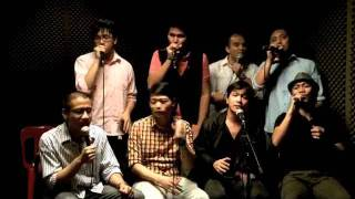 AKAFELLAS: Nothin' On You (Cover)