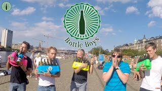 Bottle Boys & Erki-Andres Nuut  - Stole the Show (Kygo cover played on bottles and grass)